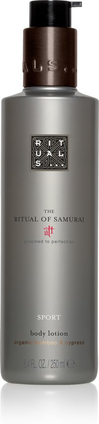 RITUALS The Ritual of Samurai Sport Body Moisturiser bodylotion - 250 ml