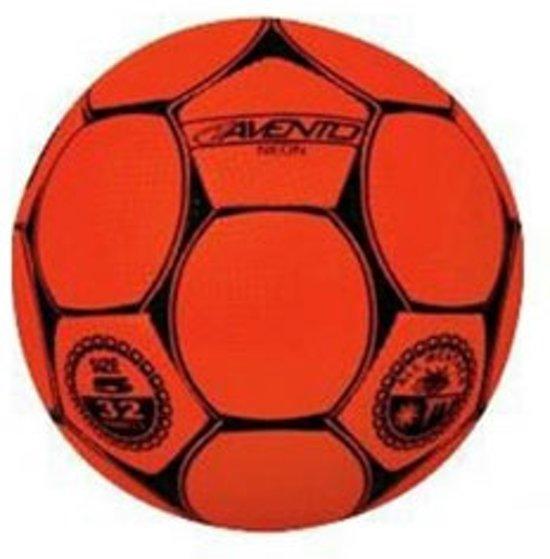 Straatvoetbal Rubber - Holland - Oranje (maat - 5)