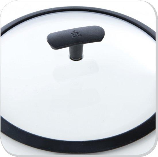 BK Balans+ Koekenpan Hoog met Deksel 28 cm