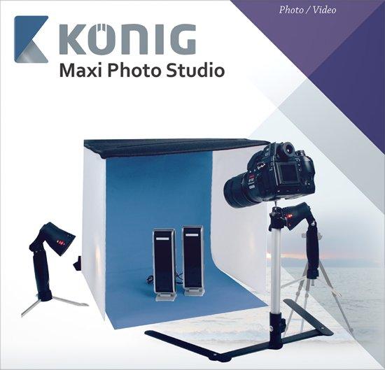 Opvouwbare fotostudio (60x60 cm)