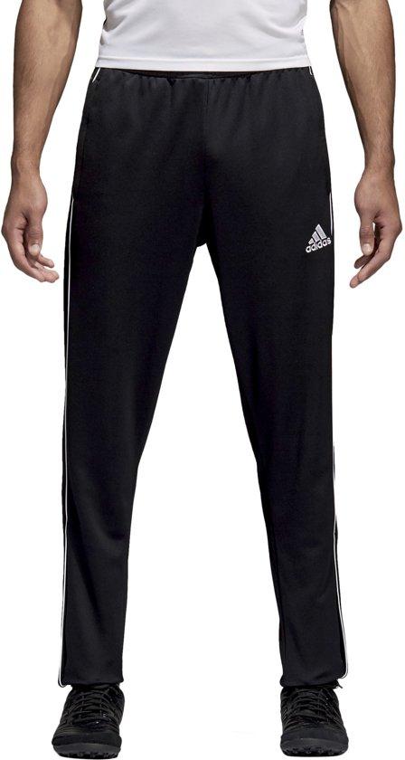 adidas Core 18 Training Trainingsbroek - Maat XL - Mannen - zwart
