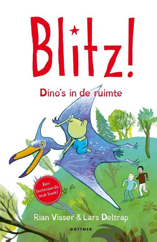 Blitz! 5 - Dino's in de ruimte