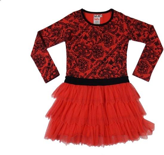 meisjes jurk 128