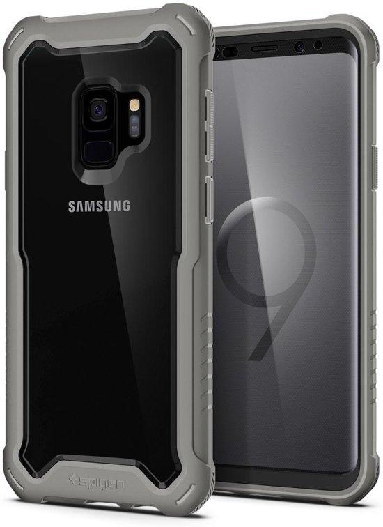 half off 511a0 15ce2 Spigen Galaxy S9 Case Hybrid 360 Gunmet