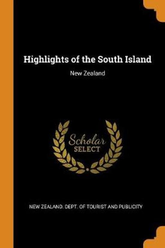Highlights of the South Island