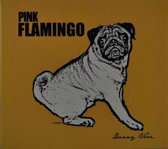 CD cover van Pink Flamingo van Danny Vera