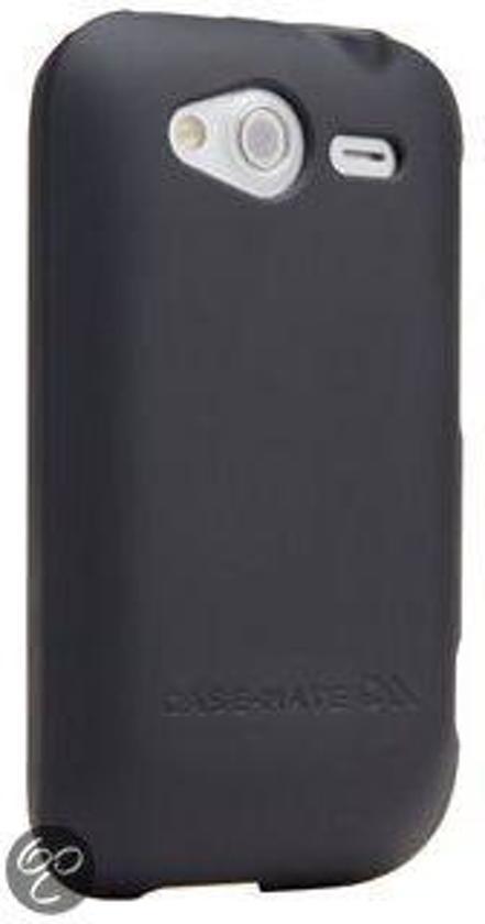 Case-Mate Barely There Case voor de HTC Wildfire S - Zwart