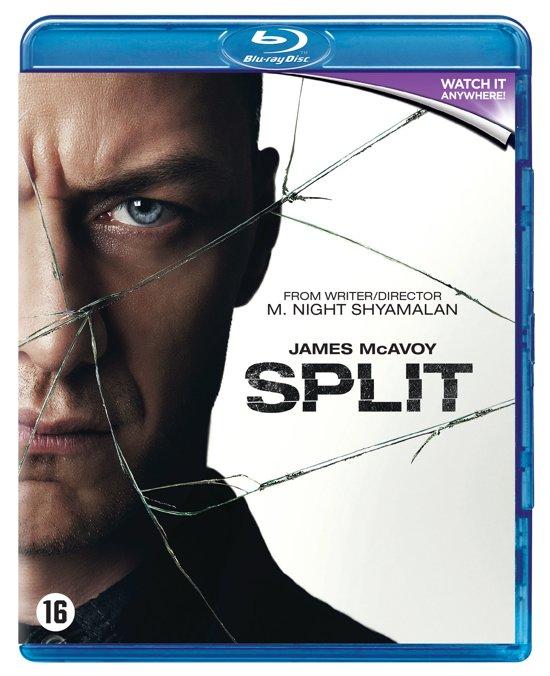 DVD cover van Split (Blu-ray)