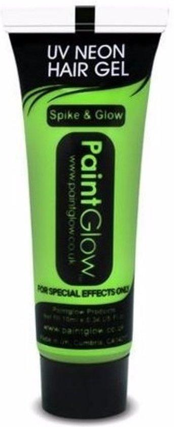 UV haargel neon groen