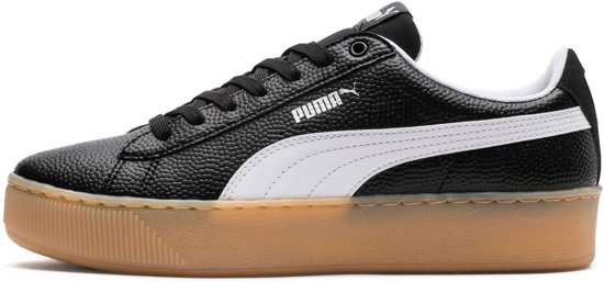 5 Maat 40 wit Vikky Vrouwen bruin Puma Platformsneakers Zwart pIwACW