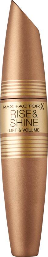 Max Factor Rise & Shine Mascara - 001 Black