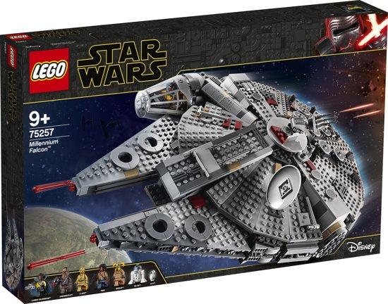 Afbeelding van LEGO Star Wars Millennium Falcon - 75257 speelgoed