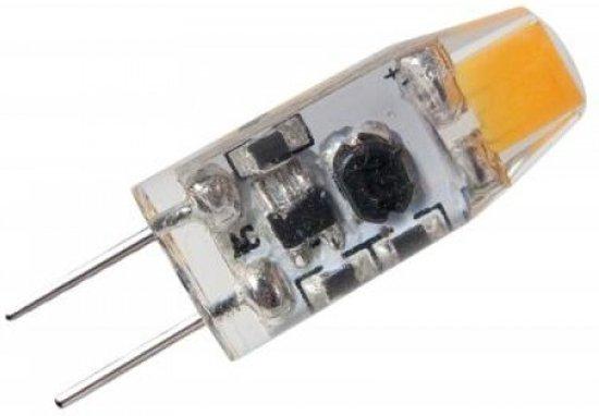 Bol.com led lamp g4 cob 1watt warm wit dimbaar