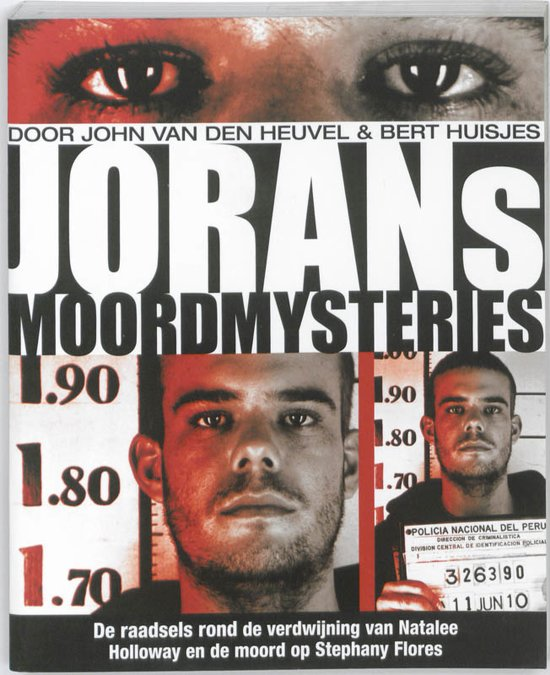 Boek cover Jorans moordmysteries van John van den Heuvel (Paperback)