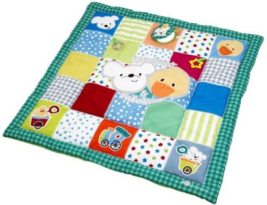 Babykleed Imaginarium - Speelkleed Baby - Zacht Kleed - Vierkant - Boxkleed Inclusief Tas - 98 x 98 cm