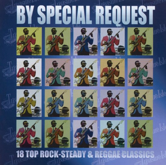 By Special Request: 18 Top Rock-Steady...