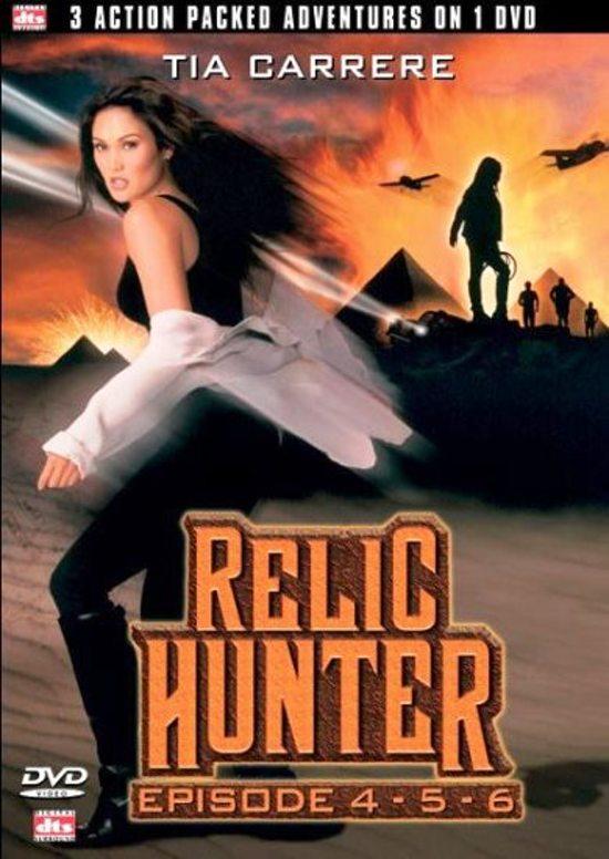 Bol Com Relic Hunter Episode 4 6 Dvd Tanja Reichert Dvd S