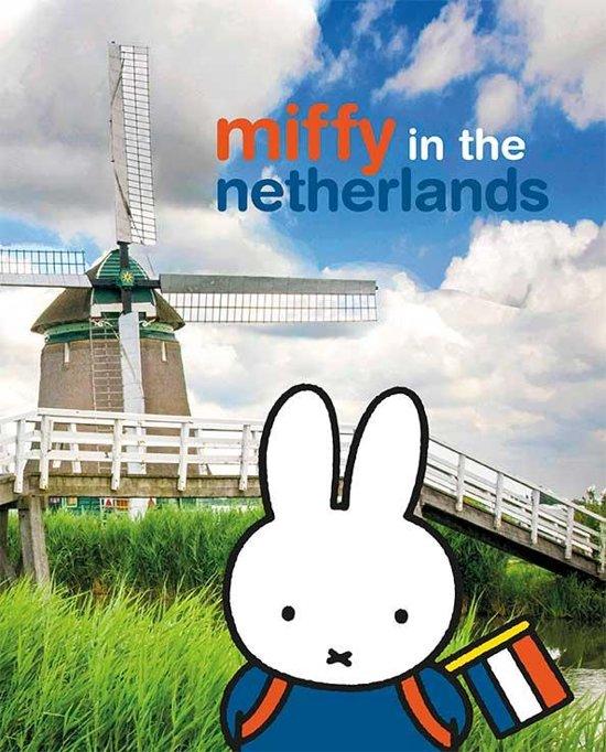 Boek cover Miffy in the Netherlands van Dick Bruna (Hardcover)