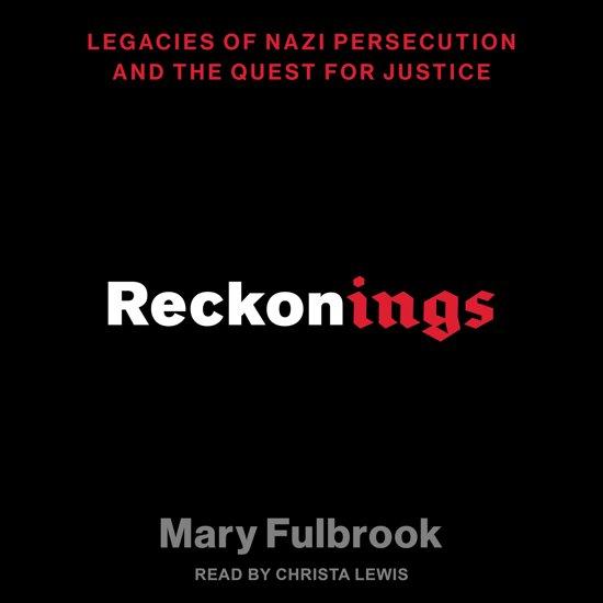 Boek cover Reckonings van Mary Fulbrook (Onbekend)