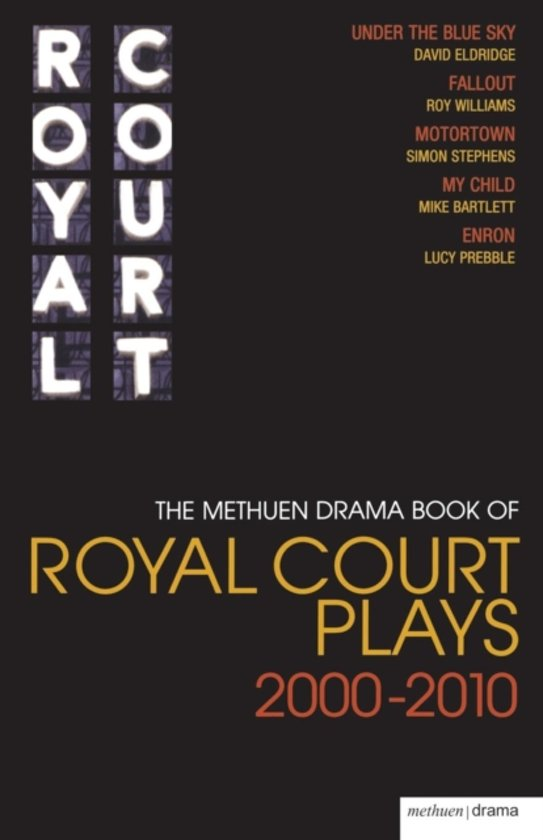 The Methuen Drama Book of Royal Court Plays