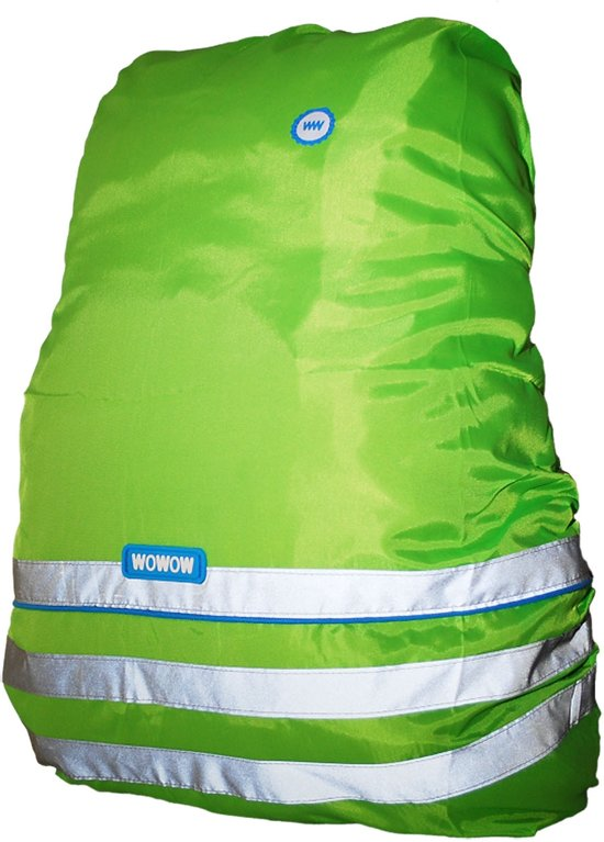 e14a76d952c bol.com   Wowow Bag Cover Fun groen -Regenhoes voor rugzak