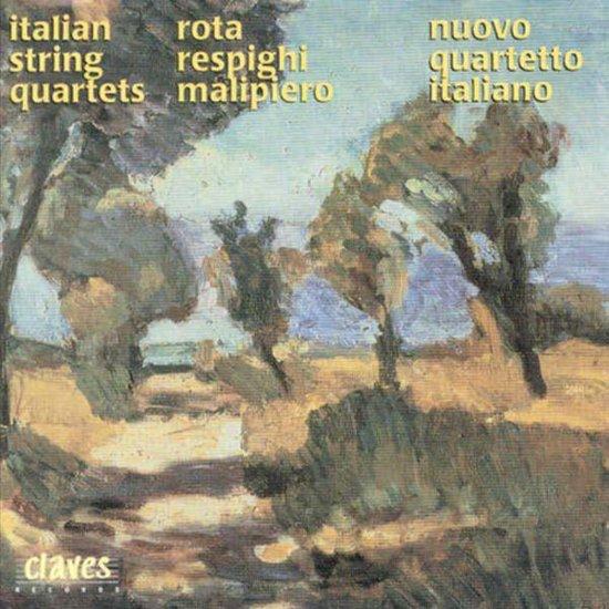 Rota, Respighi, Malipiero / Nuovo Quartetto Italiano