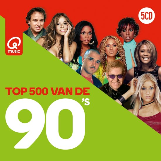 Qmusic Top 500 Van De 90's - 2019