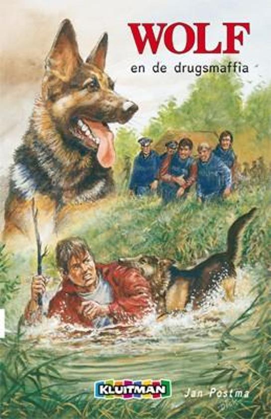 Dyslexie boeken Wolf en de drugsmaffia