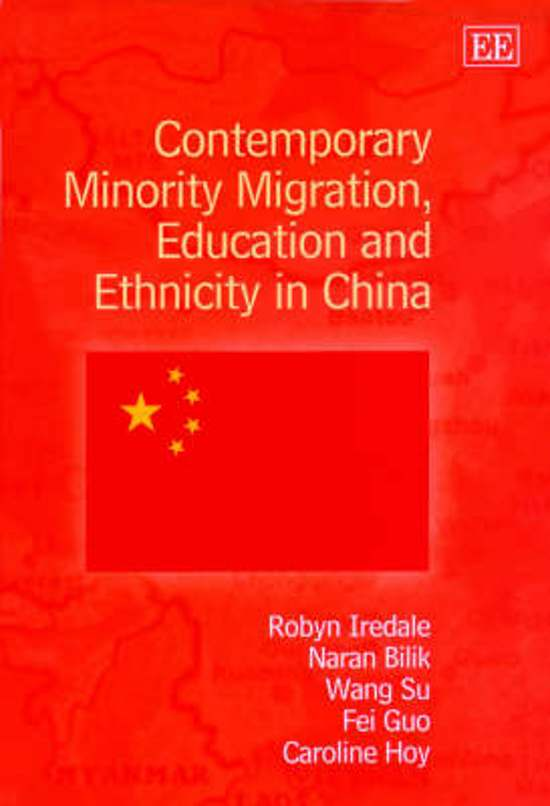 Contemporary Minority Migration, Education and Ethnicity in China
