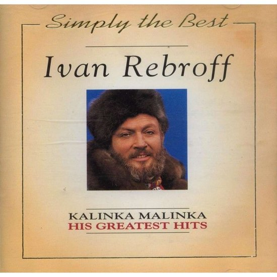 Simply The Best - Kalinka Malinka - His Greatest Original Hits