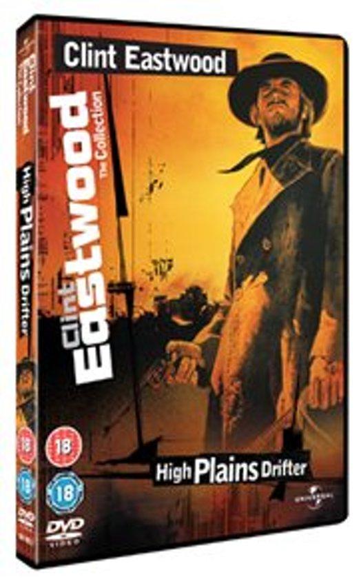 Cover van de film 'High Plains Drifter'