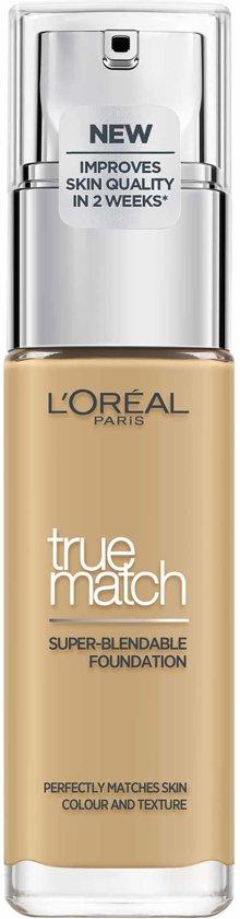 L'Oréal Paris True Match Foundation - 4D/W Naturel Doré