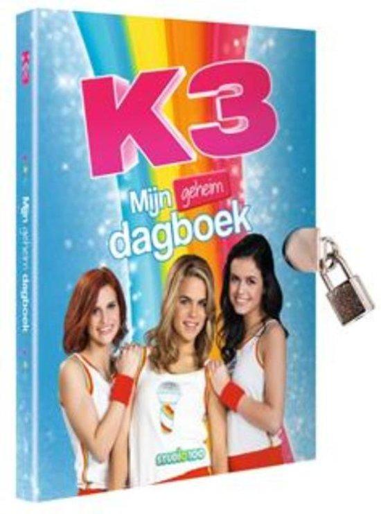 Afbeelding van K3 : dagboek met slotje