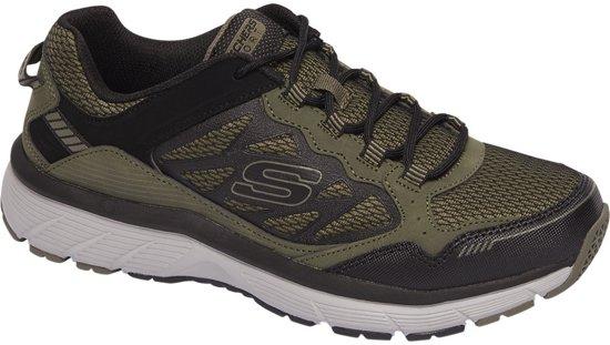 Foam Lightweight Skechers Heren Memory 41 Maat Sneaker Khaki wRqpqzX