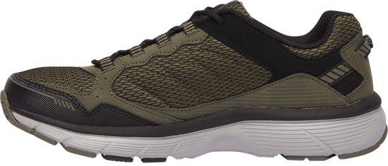 Lightweight Sneaker Foam 41 Heren Memory Skechers Maat Khaki qt1xZE