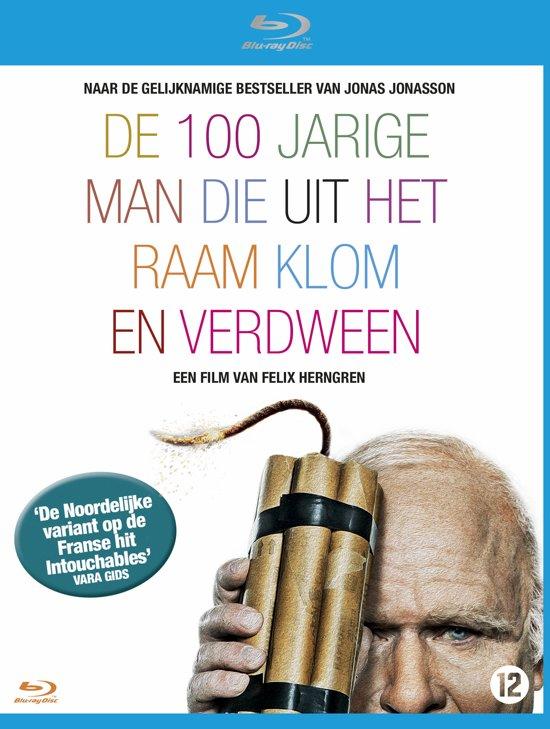 Afbeelding van De 100 Jarige Man Die Uit Het Raam Klom En Verdween (Blu-ray)