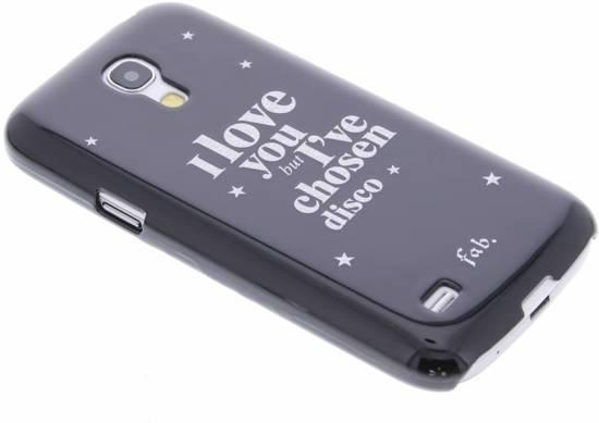 Paillettes Disco Couverture Étui Rigide Pour La Mini-samsung Galaxy S Glv1Ud