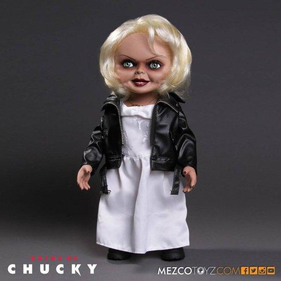 FANS Chucky: Tiffany 15 inch Talking Bride of Chucky AF