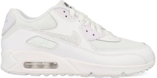 Nike Air Max 90 GS 724824-100 Wit-36