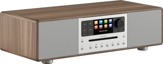 Sonoro MEISTERSTÃCK V2 - Internet radio - CD-speler - BlueTooth -