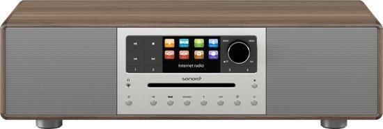 Sonoro MEISTERSTÃCK V2 - Internet radio - CD-speler - BlueTooth -