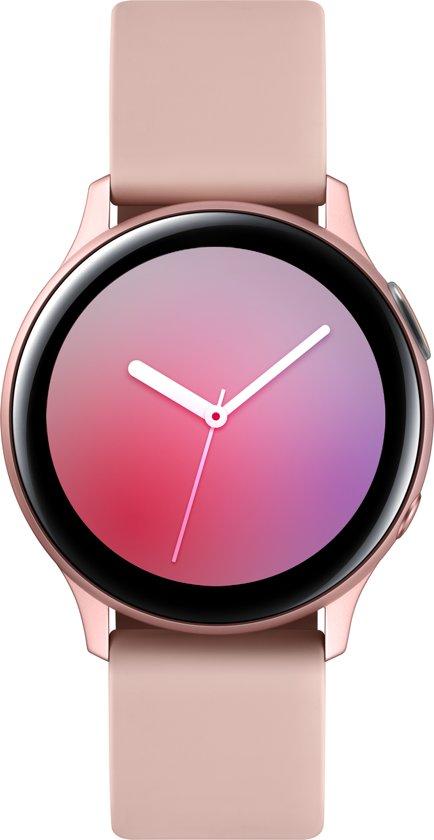 Samsung Galaxy Watch Active2 - Aluminium - 40mm - Rosegoud