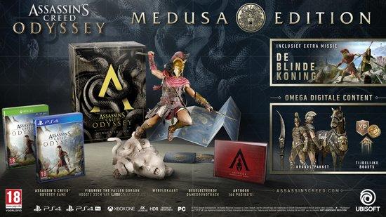 Assassin's Creed Odyssey (Medusa Edition) PS4