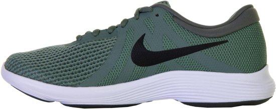 Maat Groen zwart 5 Nike Eusneakers 42 grijs Revolution 4 Mannen q6UUt0