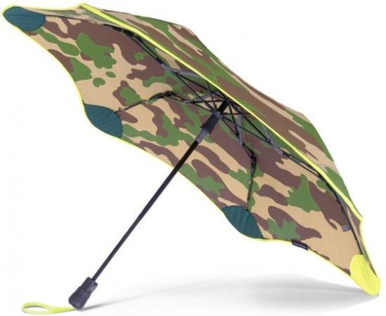 Blunt Classic Stormparaplu - Ø 120 cm - Camo Geel