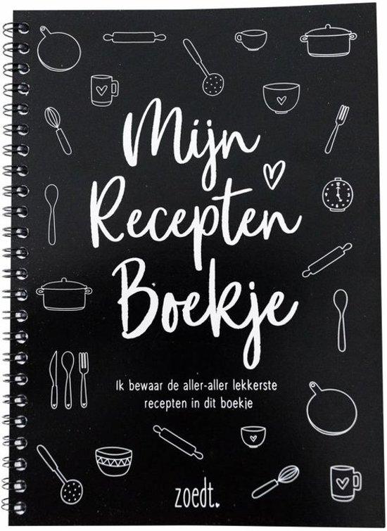 Afbeelding van Mijn recepten boekje