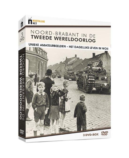 Bolcom Noord Brabant In De Tweede Wereldoorlog Dvd Dvds