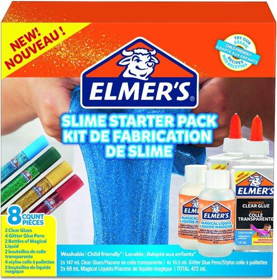 Bolcom Elmers Everyday Slime Starter Kit Elmers Speelgoed