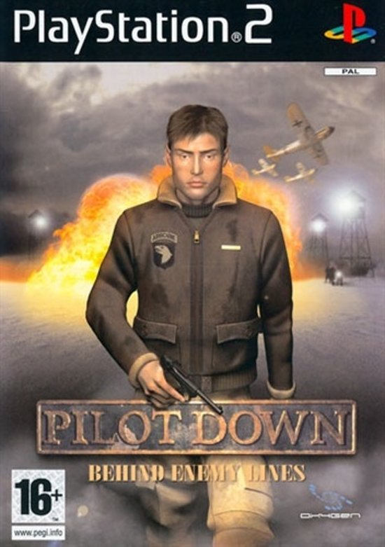 Pilot Down - Behind Enemy Lines