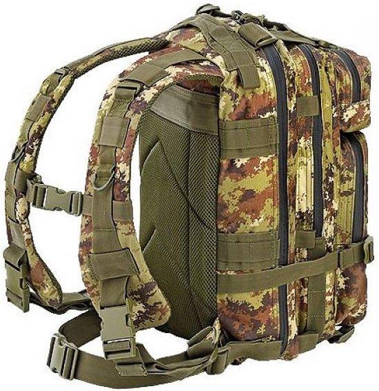 Legerrugzak Backpack Tactical 35l Zwart Defcon5 BUEqYBw
